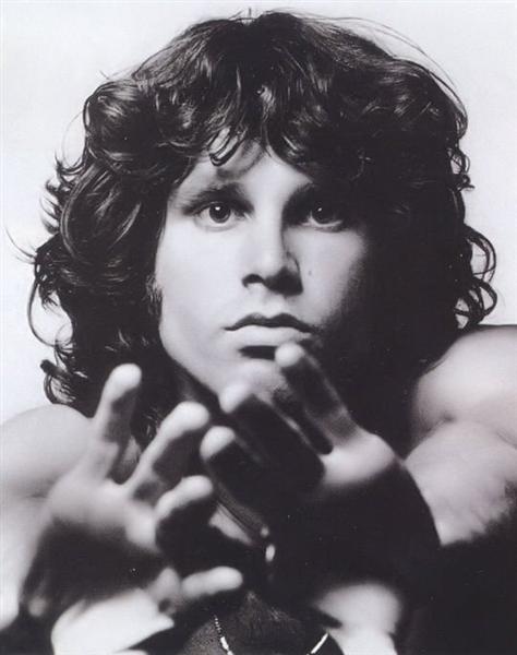 Jim Morrison, surrealismo y entrevista imaginaria