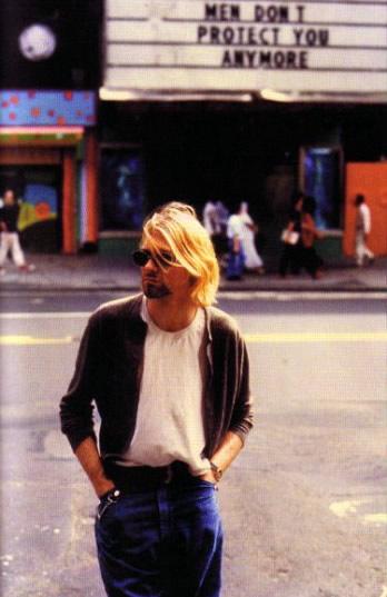 Kurt Cobain, surrealimo y entrevista imaginaria