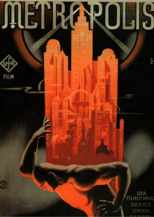 Metrópolis en Fritz Lang