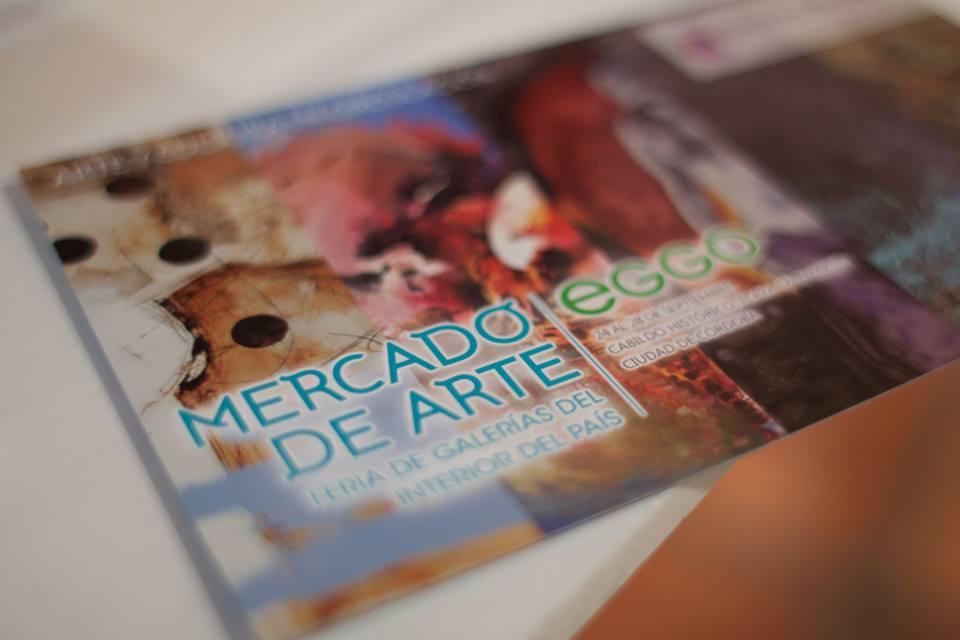 EGGO: Mercado de Arte