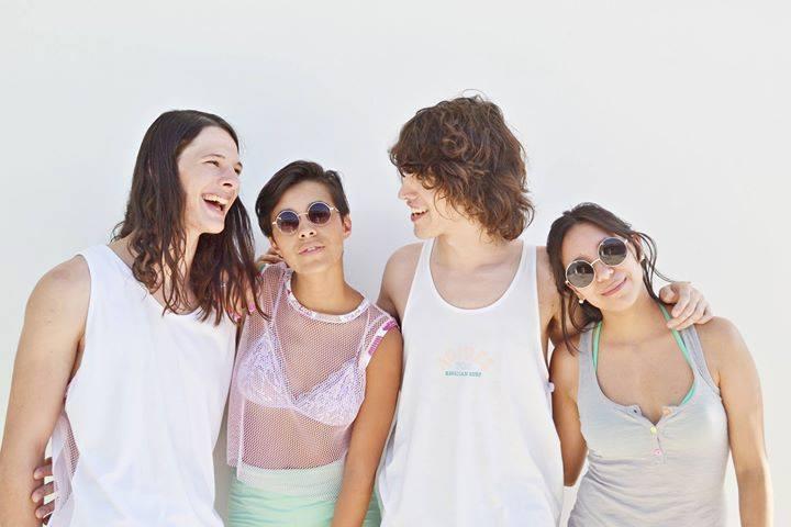 Sudaderas de alto verano
