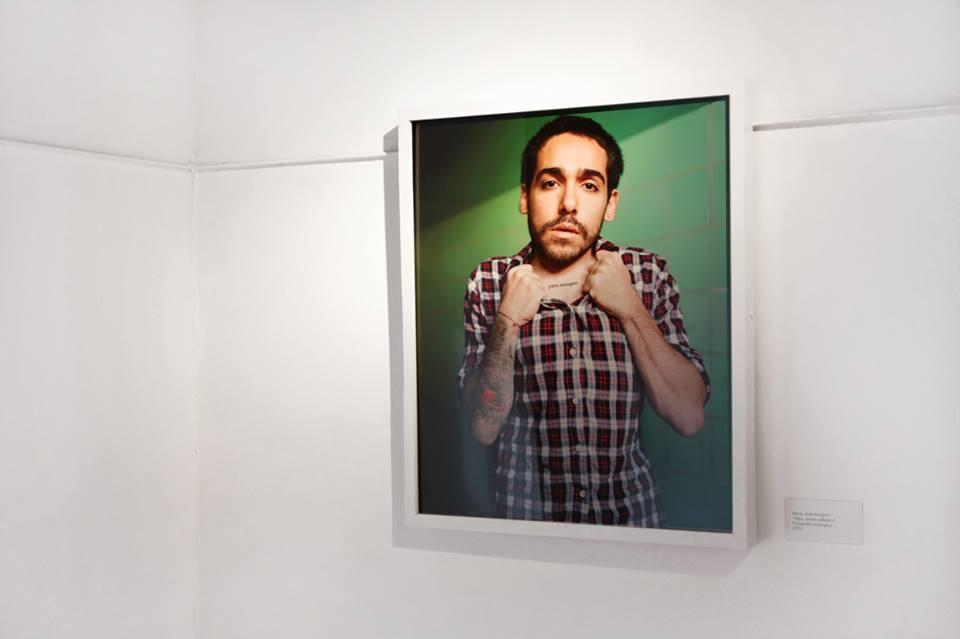 Retrato de artista, el cierre