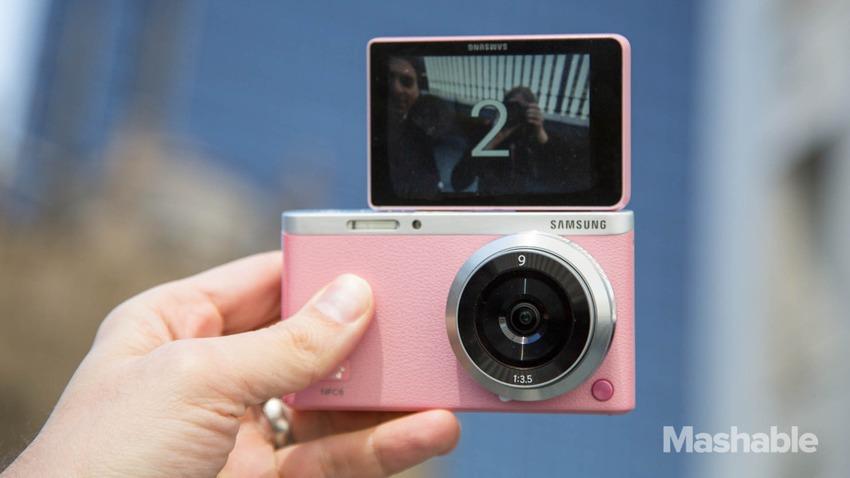 Quiero una selfie cam para llevar