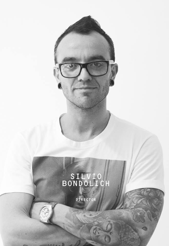 Detrás de MADE club/salón: Silvio Bondolich