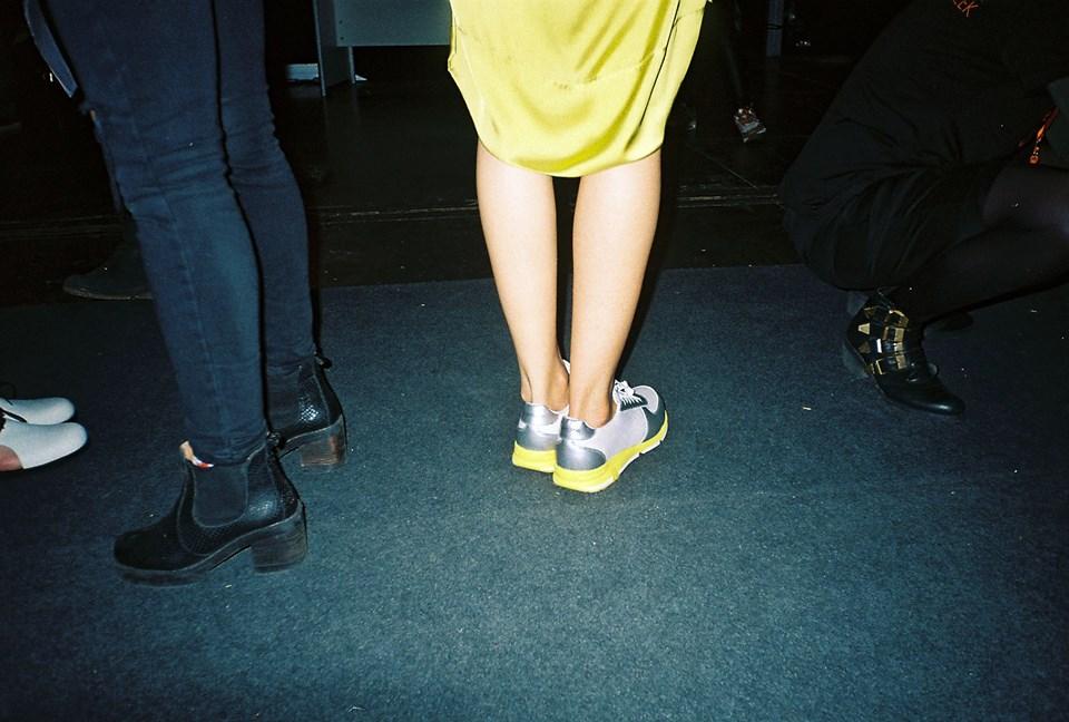 Backstage BAFWEEK SS15
