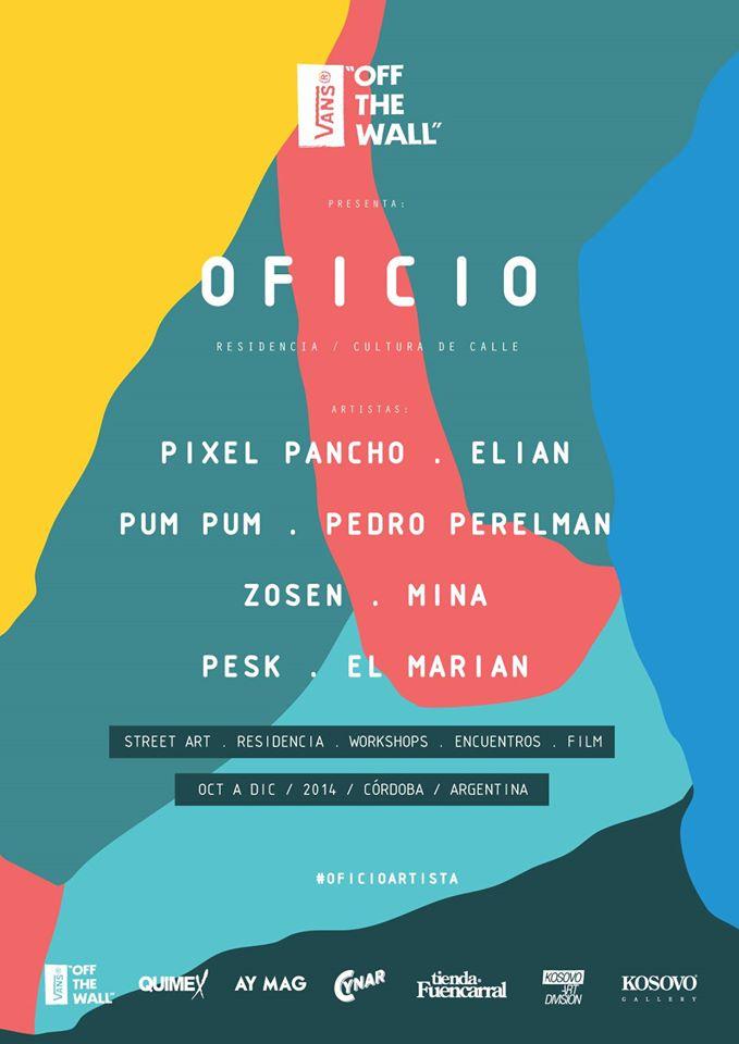 OFICIO: Residencia/Cultura de calle
