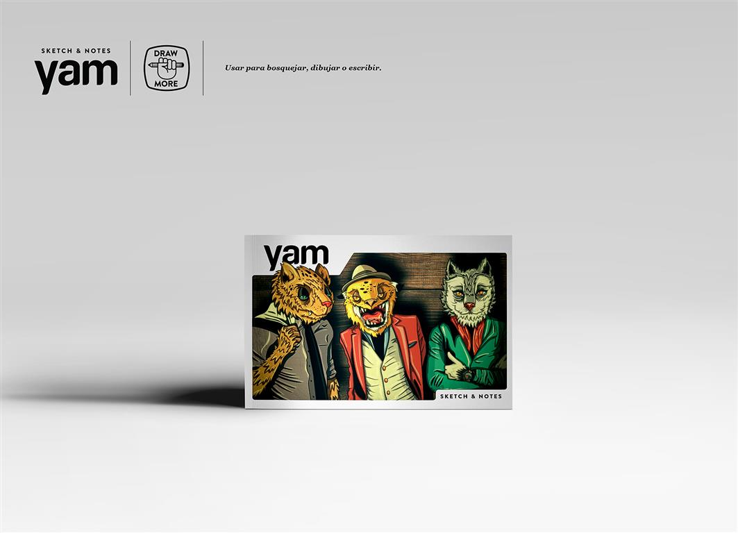 Novedad: YAM 001