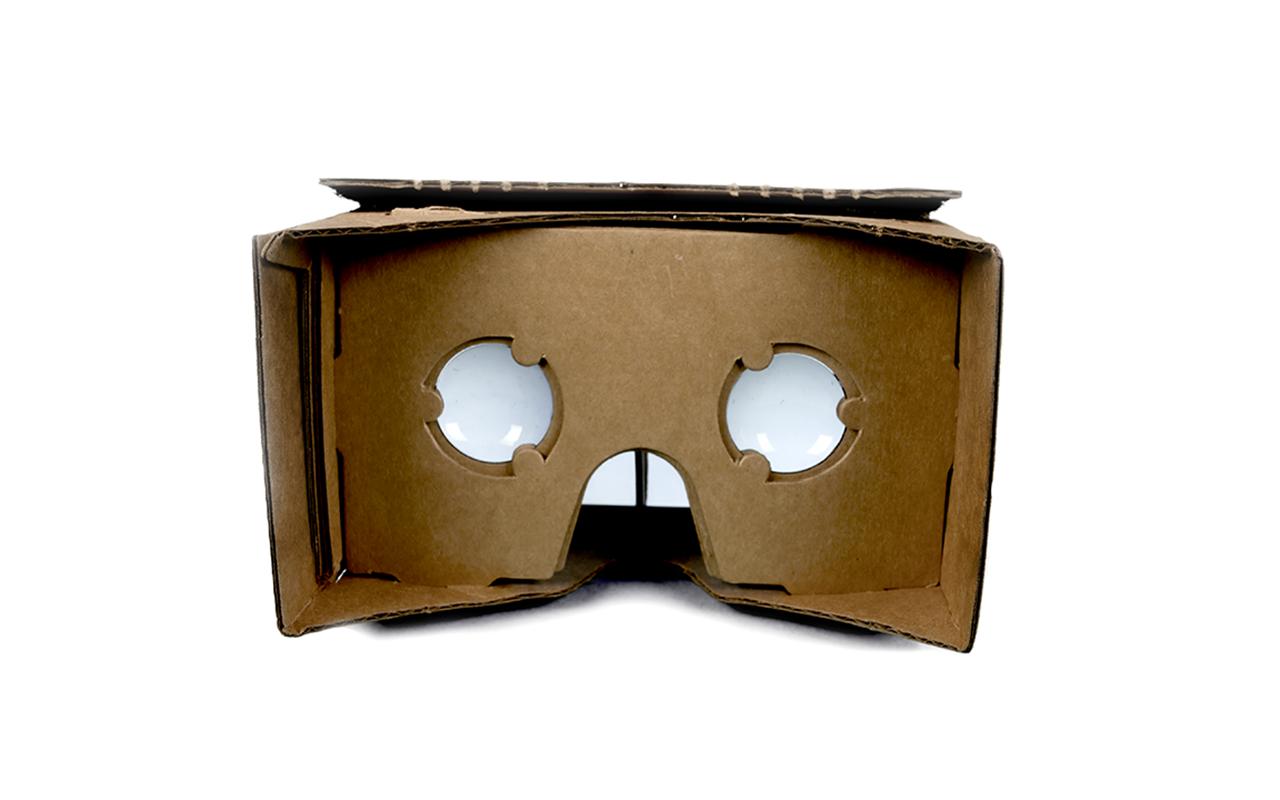 Realidad virtual: Ponete las gafas