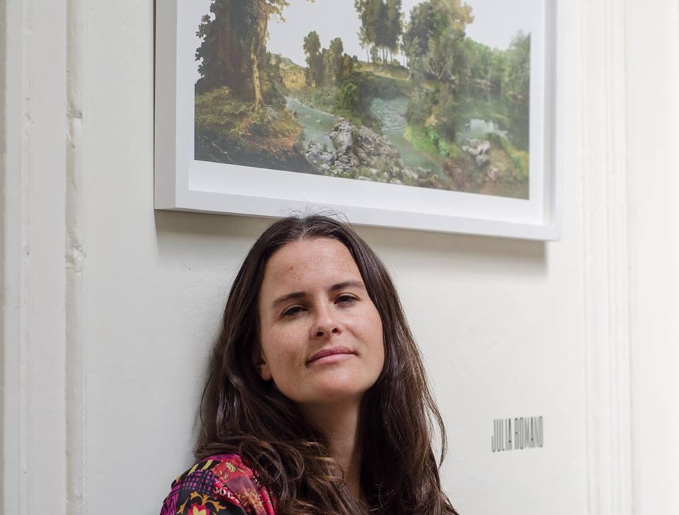 Julia Romano: Ese encanto irresistible de lo irreal