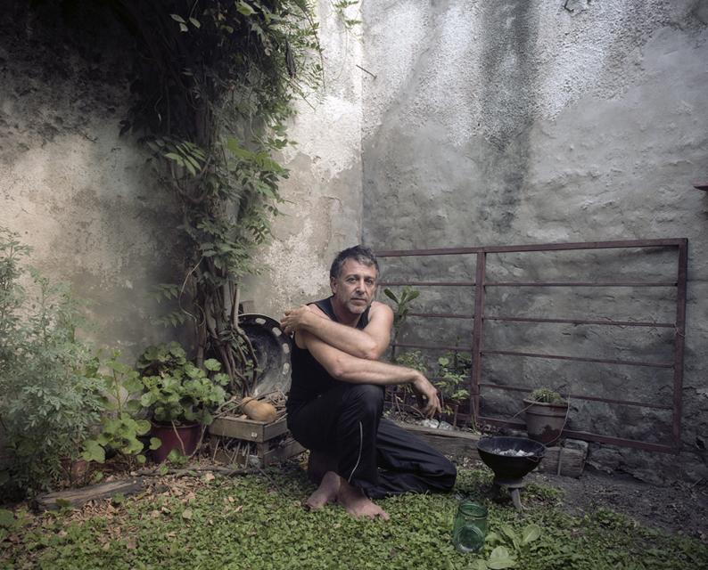 Retrato de Artista en el Museo Emilio Caraffa