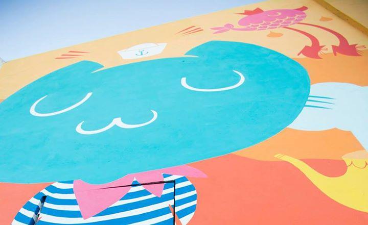 De Paseo con Pum Pum: Street Art Expedition
