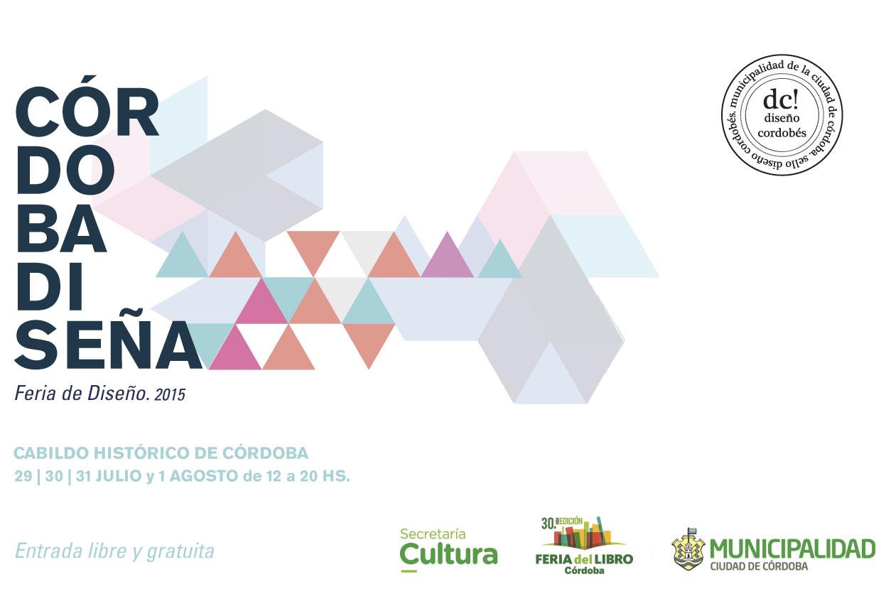 Córdoba Diseña: listos para la segunda edición
