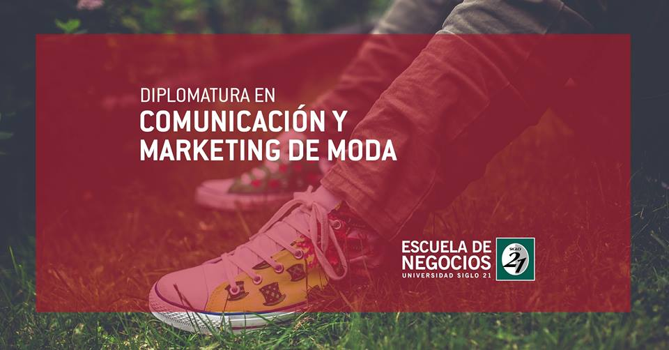 Llega la 3ra edición de la Diplomatura en Comunicación y Marketing de Moda