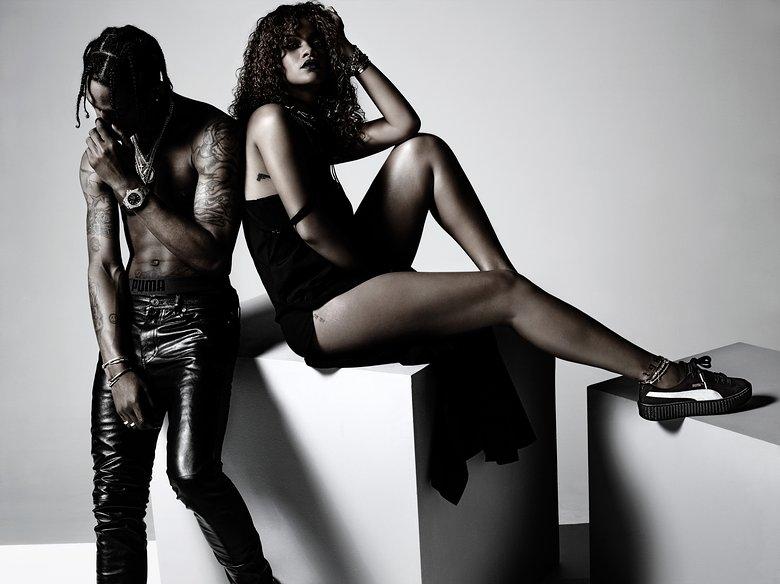 Rihanna toma las riendas de Puma