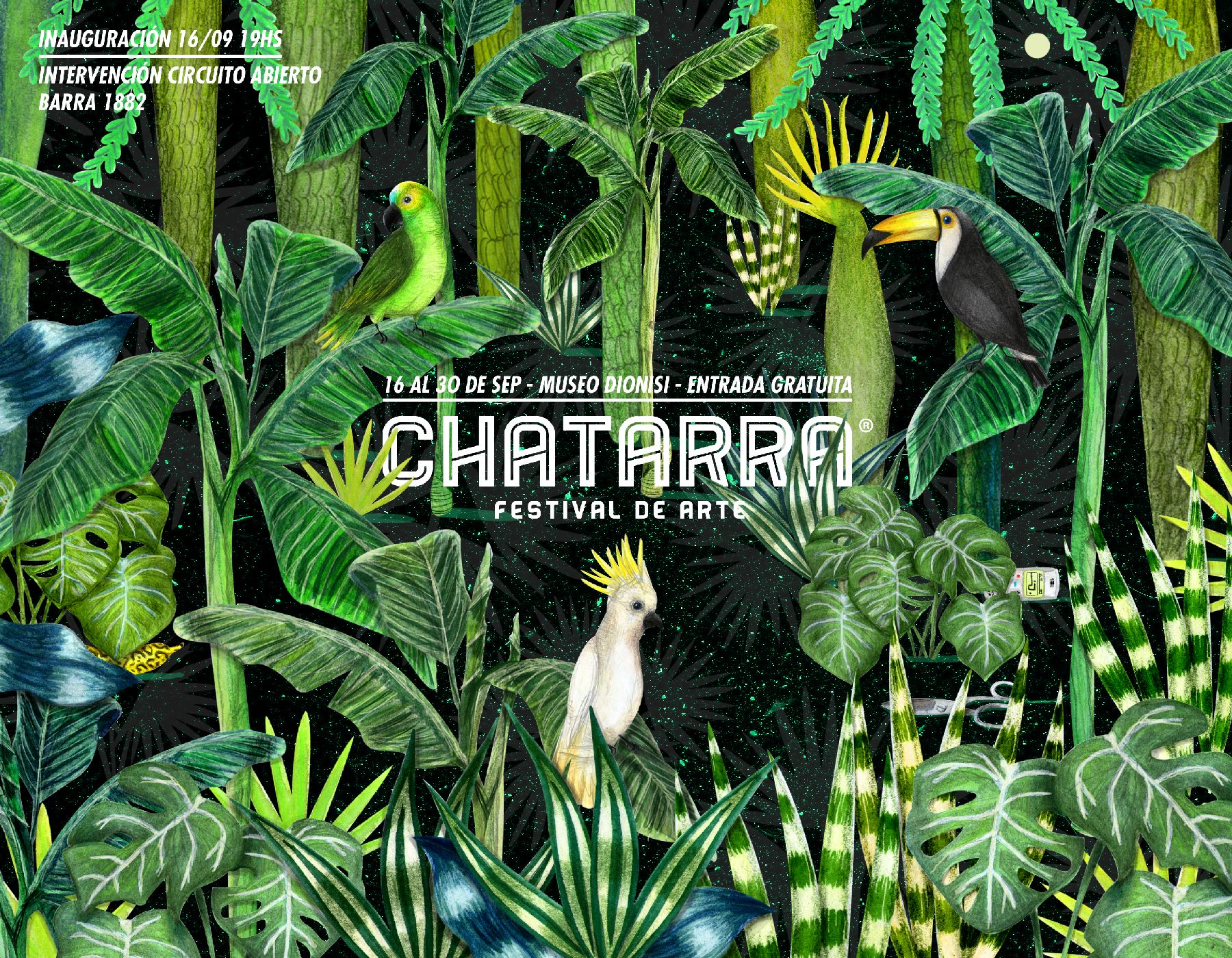 Todo se transforma: llega Chatarra al Museo Dionisi