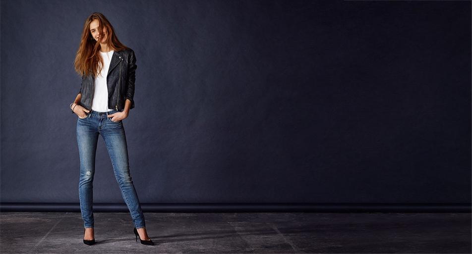 Aquí la nueva colección de Levi´s jeans