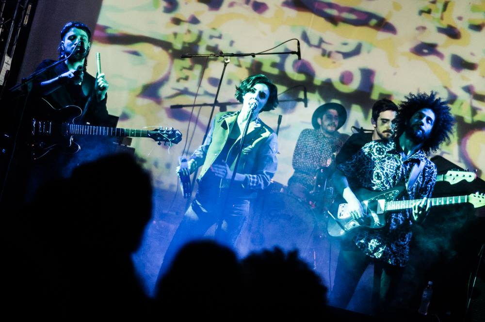 La Celebración de la música y los cuerpos: 5 años de Ringo Discos