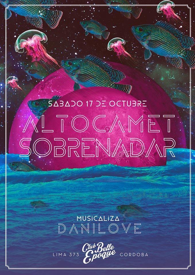 Invitación Altocamet Cordoba