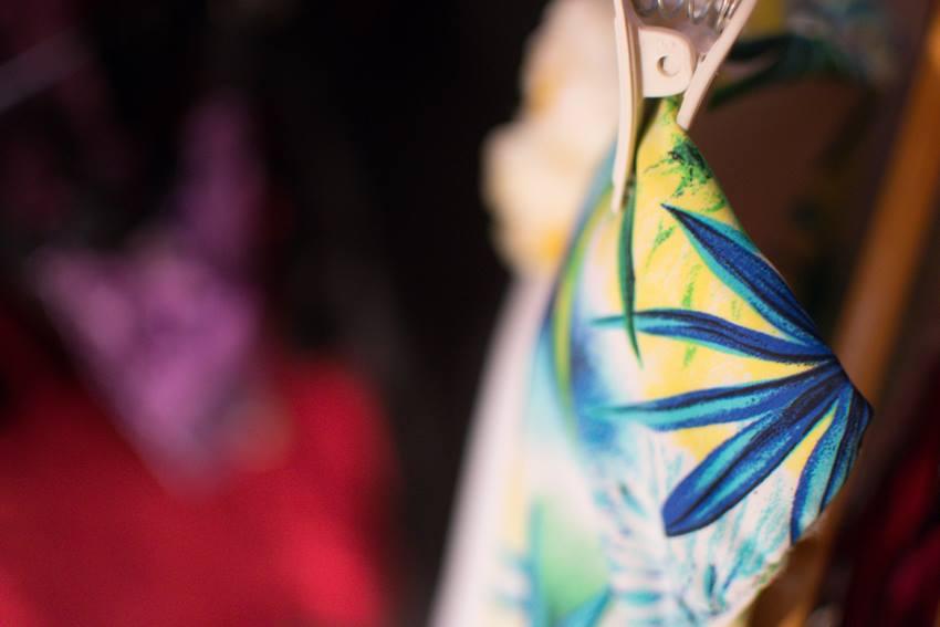 Pasarela Güemes: bandera de sensualidad en Lo que ellas quieren