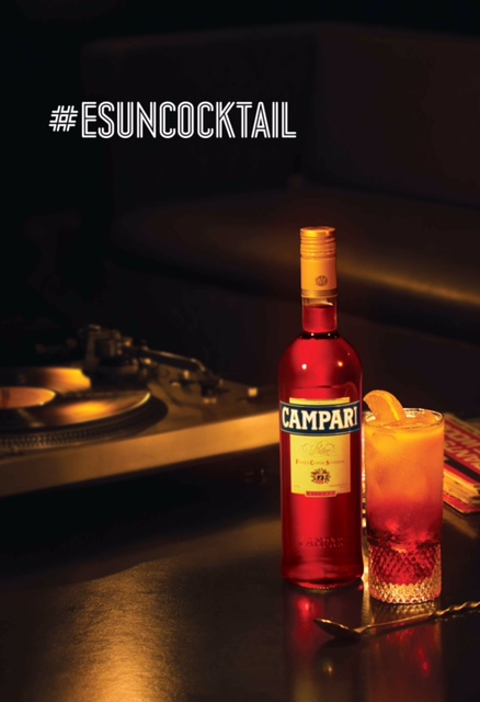 CAMPARI presenta: «No es un trago, es un Cocktail»