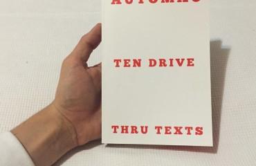 AUTOMAC: el libro estreno de editorial DRIVE