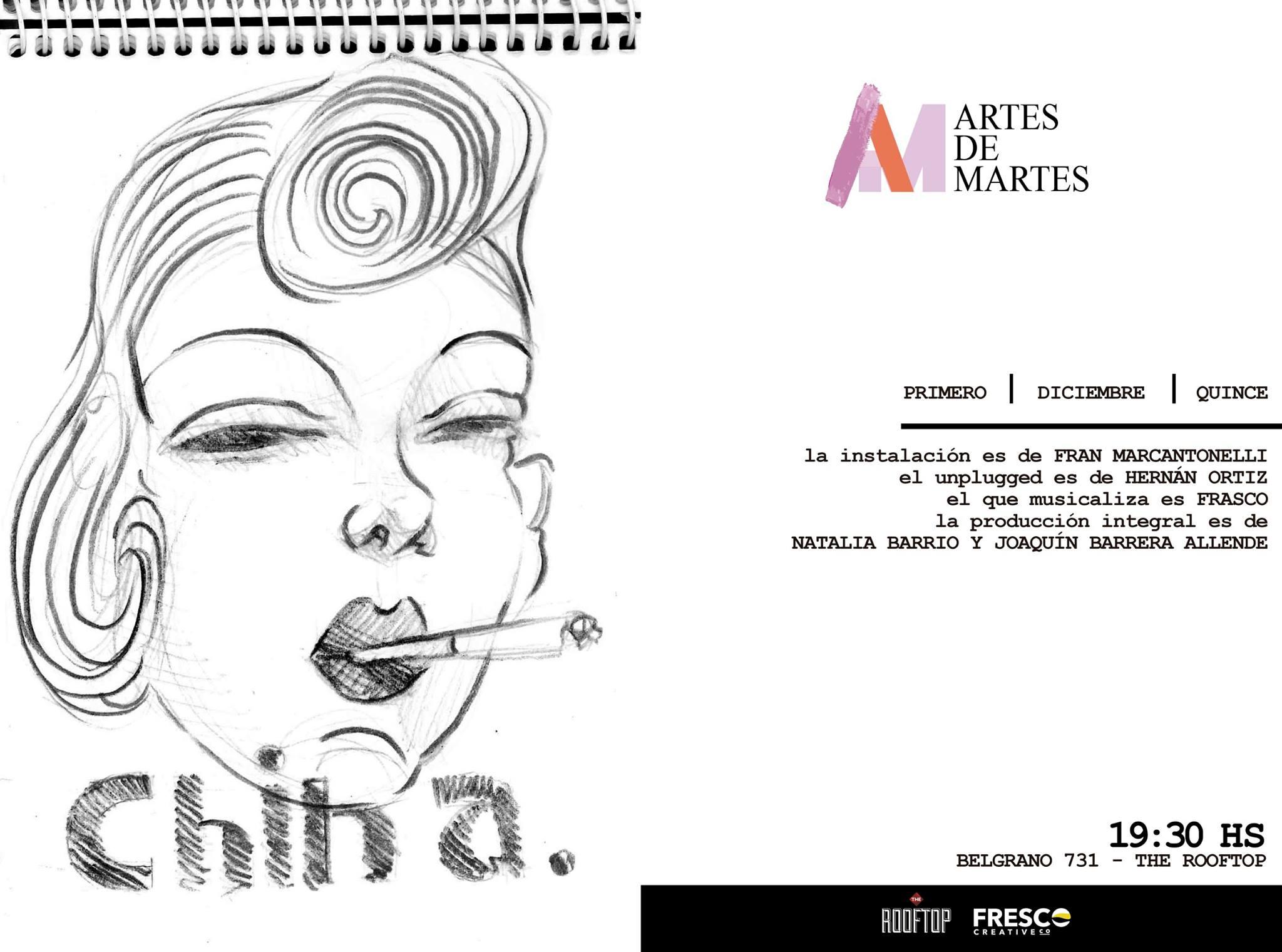 #ArtesDeMartes: cortar la semana a puro color