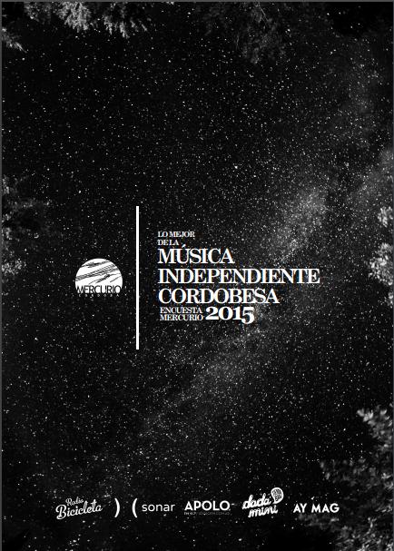 Encuesta Mercurio: Lo Mejor de la Música Independiente 2015