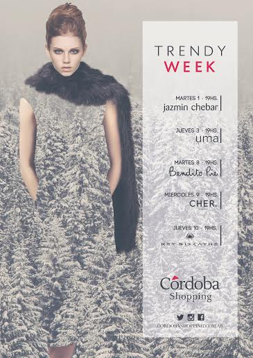 Trendy Week - Córdoba Shopping