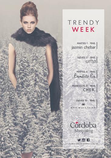 Trendy Week - Córdoba Shopping