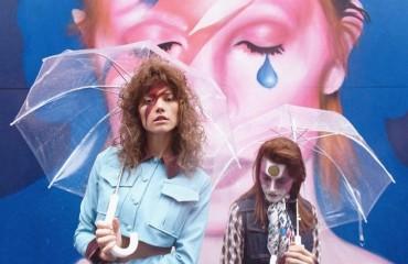La peluquería Roho realiza un homenaje a David Bowie