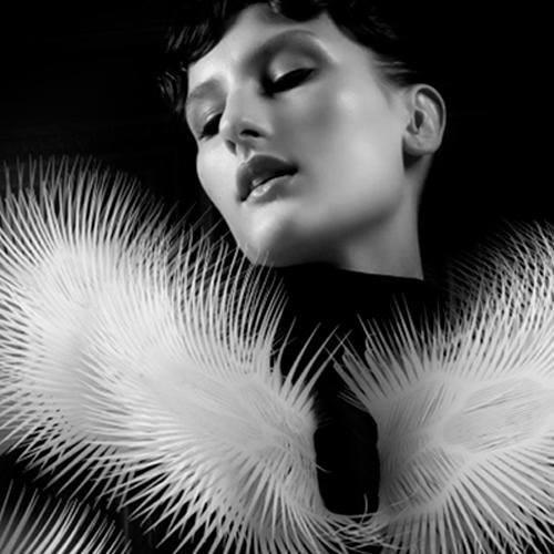 El primer desfile de moda creado por impresión 3D