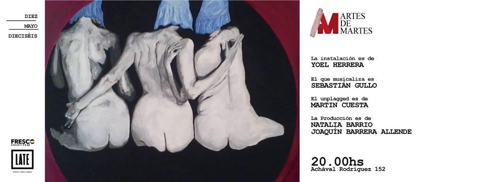 #Proyecto14: Artes de Martes