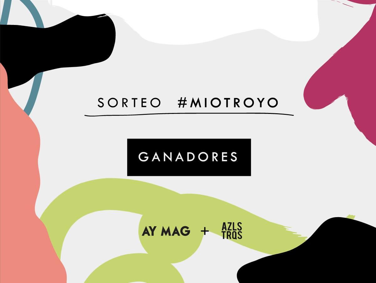 Sorteo #MIOTROYO: conocé a los ganadores