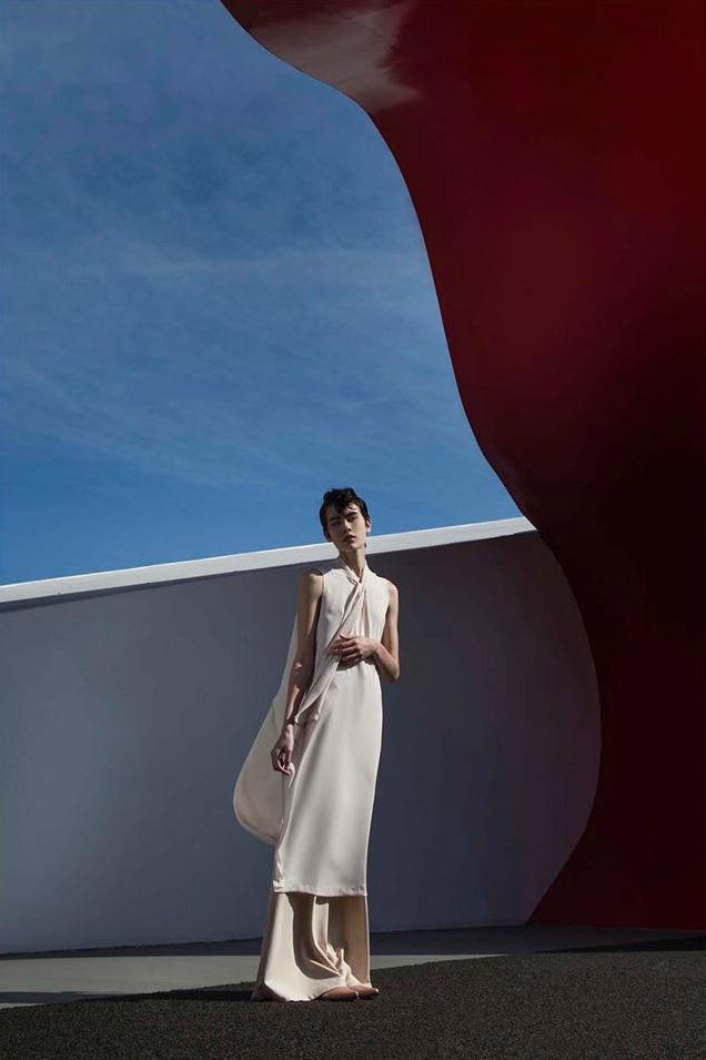 UVHA: lanza la campaña de verano inspirada en el arquitecto Oscar Niemeyer