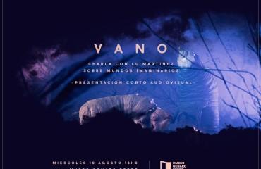 Vano: Luciana Martinez, costurera de universos surreales