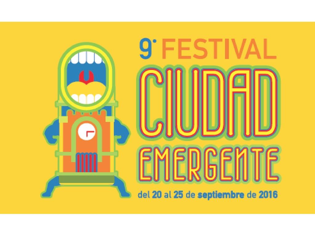Convocatoria Festival Ciudad Emergente: cuando las artes se encuentran