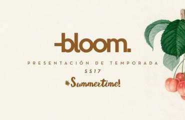 Bloom presenta el verano del diseño local