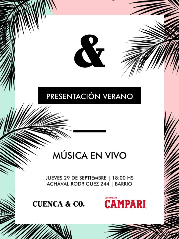 La nueva temporada a nuestros pies: el verano de Cuenca & Co.