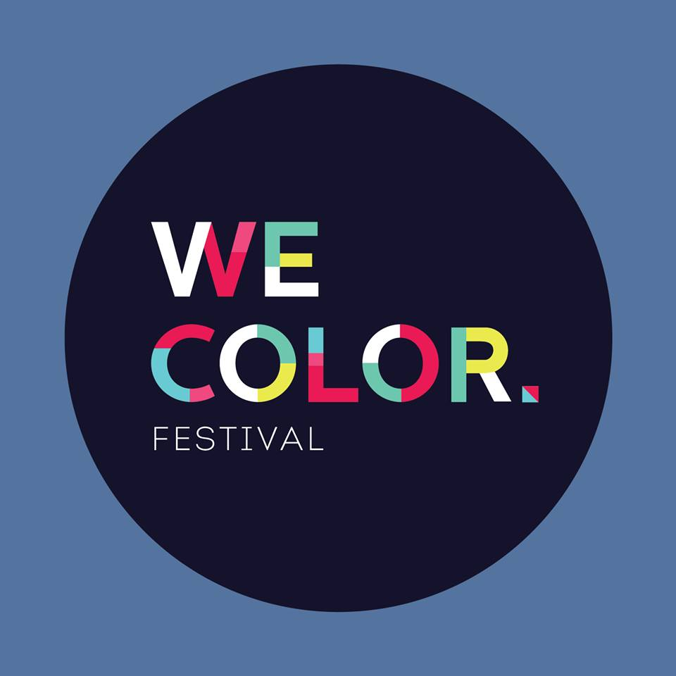 Celebración en colores: We Color Festival 2016