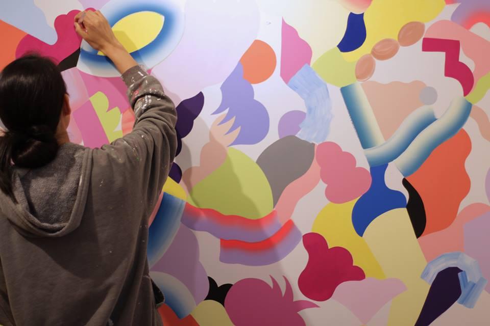 Llega Caminantes a Kosovo Gallery: Mina Hamada y Zosen