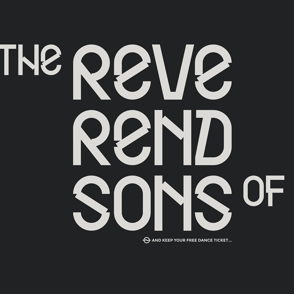 La felicidad es álbum: The Reverend Sons Of presenta Happiness