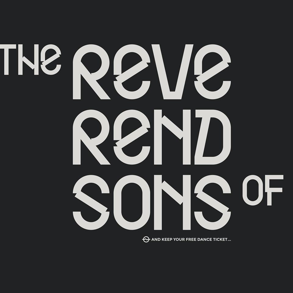 La felicidad es álbum: The Reverend Sons Of presenta Happiness