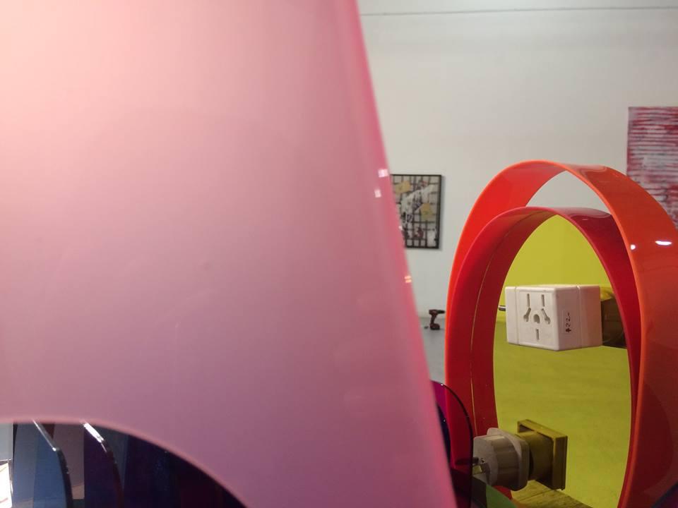 #TrenFantasma: última muestra anual en el Gran Vidrio Galería de Arte Contemporáneo