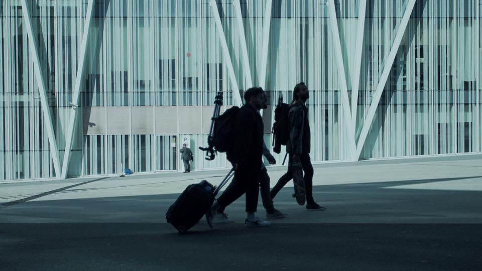 Cuenca & Co aterriza en Barcelona con Air Europa: mirá el backstage