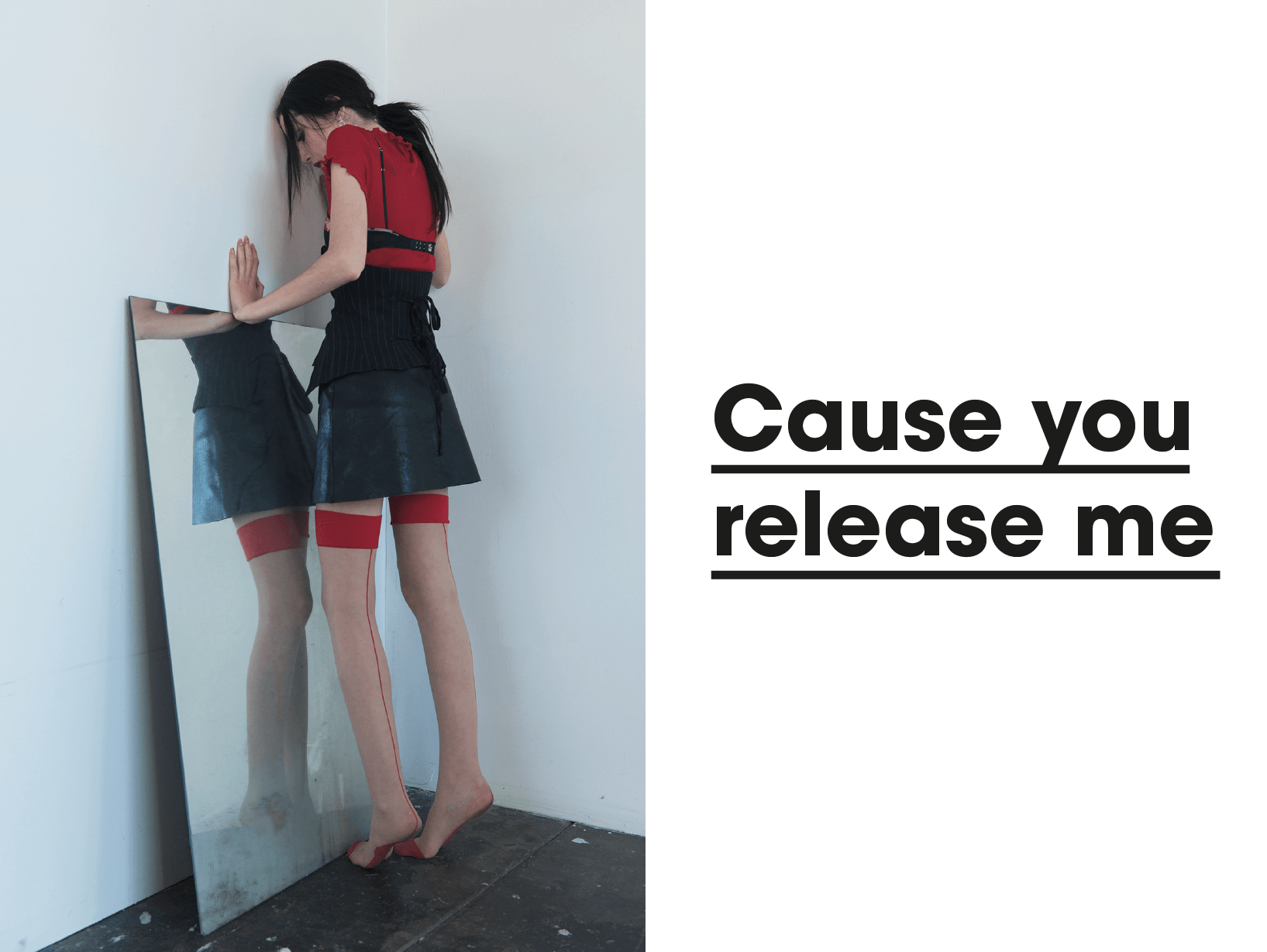 Cause you release me