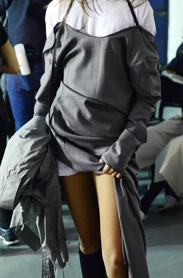 DUBIÉ marcó el ritmo del Designers BA