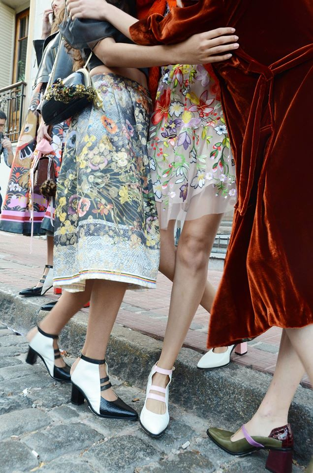 JessicaKessel convirtió el Mercado de San Telmo en pasarela