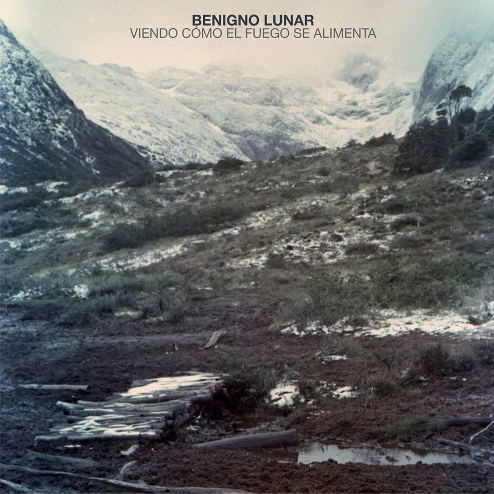 Viendo cómo el fuego se alimenta: nuevo álbum de BENIGNO LUNAR