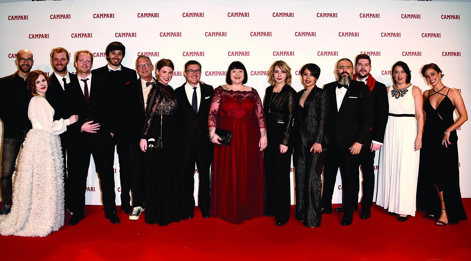 Se revelan las historias de CAMPARI RED DIARIES 2017