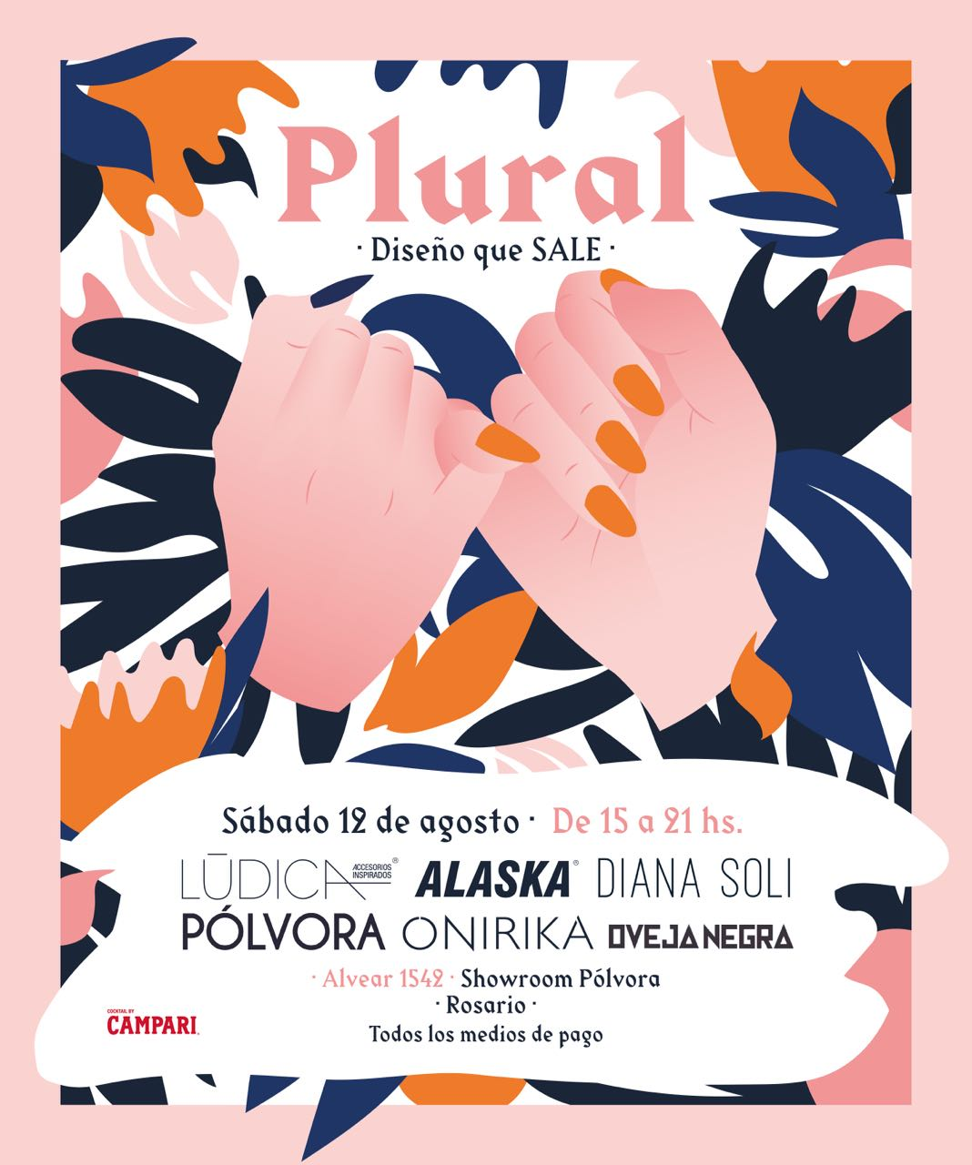 Comunión Córdoba y Santa Fe en PLURAL: diseño que SALE